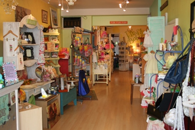 Firefly on Penn - baby clothes, diaper bags, ugly dolls